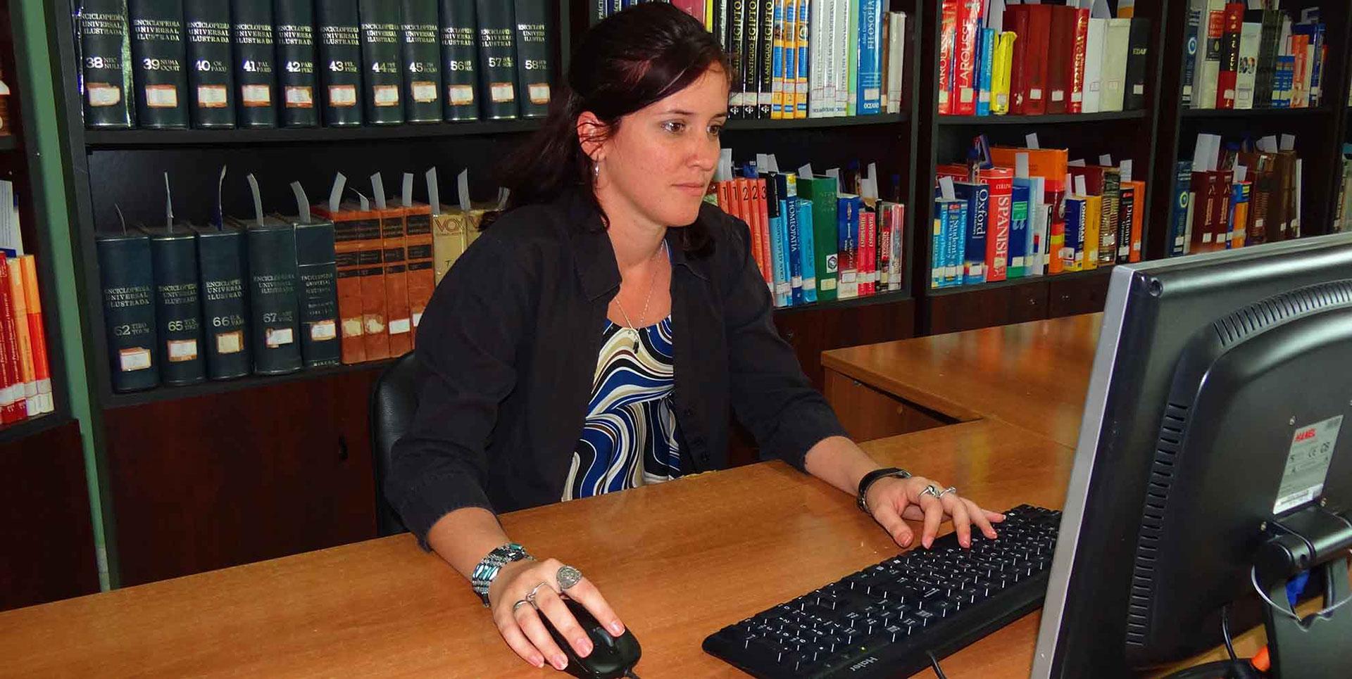 Información científico técnica en la Universidad de las Ciencias Informáticas UCI