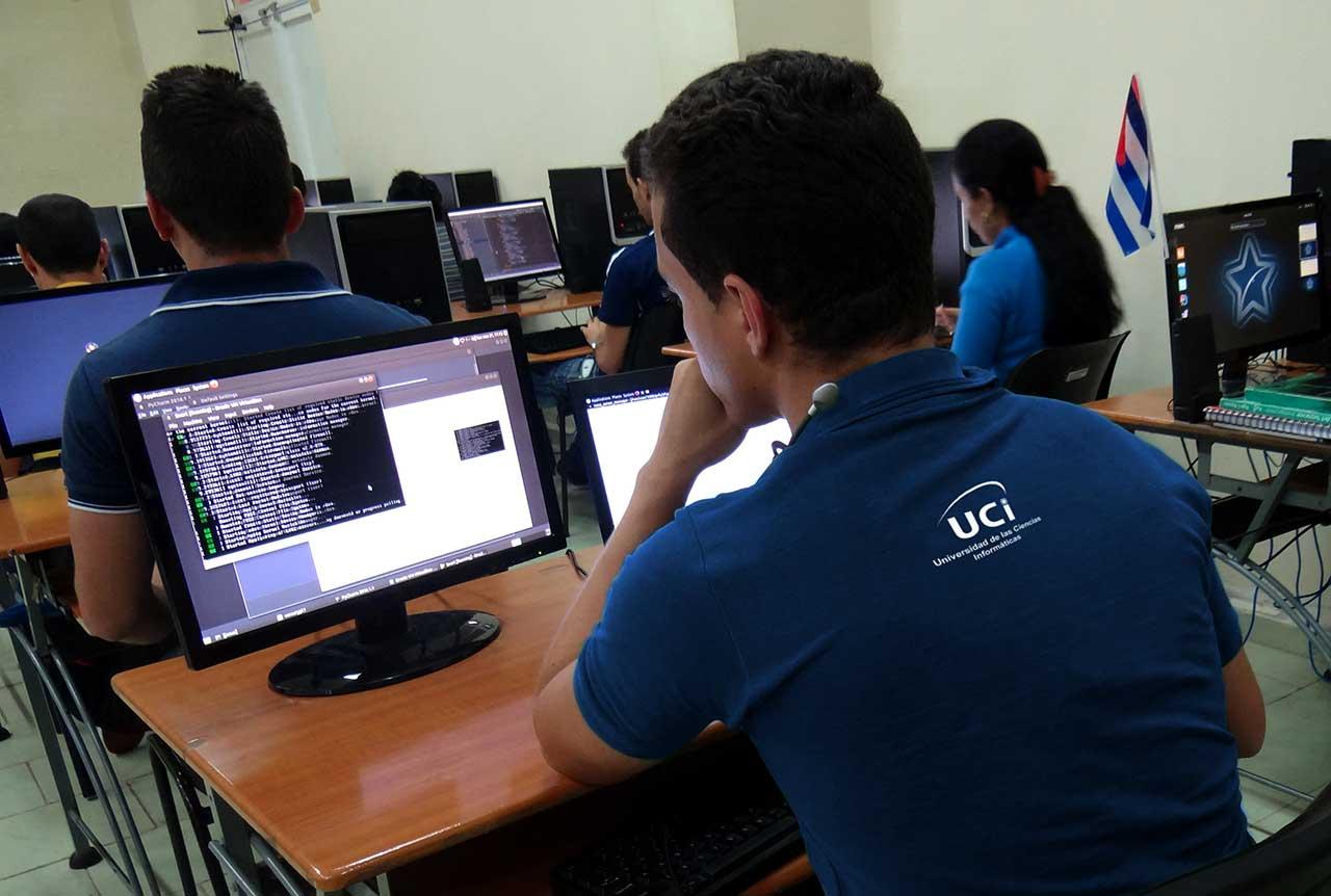 Centros de desarrollo de la Universidad de las Ciencias Informáticas UCI