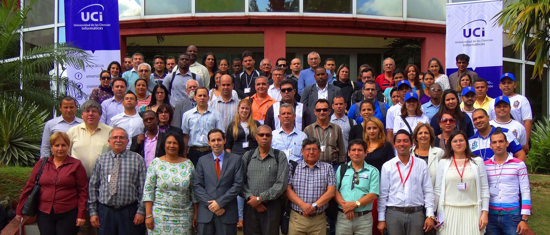 Eventos nacionales e internacionales en la Universidad de las Ciencias Informáticas UCI