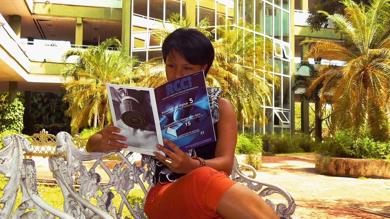 Publicaciones en la Universidad de las Ciencias Informáticas UCI