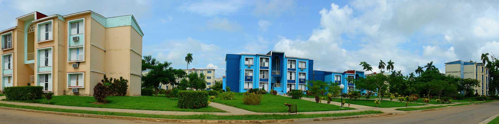 Campus de la Universidad de las Ciencias Informáticas UCI