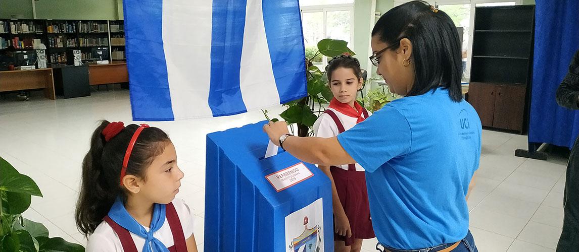 Los cinco colegios electorales correspondiente a igual cantidad de circunscripciones especiales funcionaron de forma normal y con una alta participación del electorado