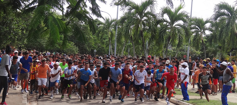 Inauguran en la Universidad la Tercera Edición del Día Internacional del Deporte Universitario.