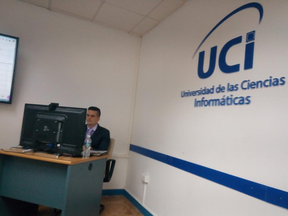 La UCI cuenta con un nuevo doctor en ciencias en Tecnologías Educativas.