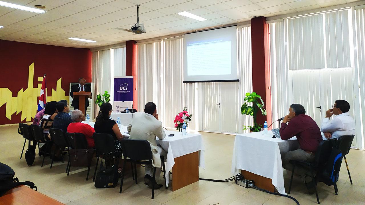 Partiendo de las ideas del Comandante en Jefe Fidel Castro Ruz en la concepción de la UCI, la propuesta presentado está diseñada para formar al profesional que necesita el país