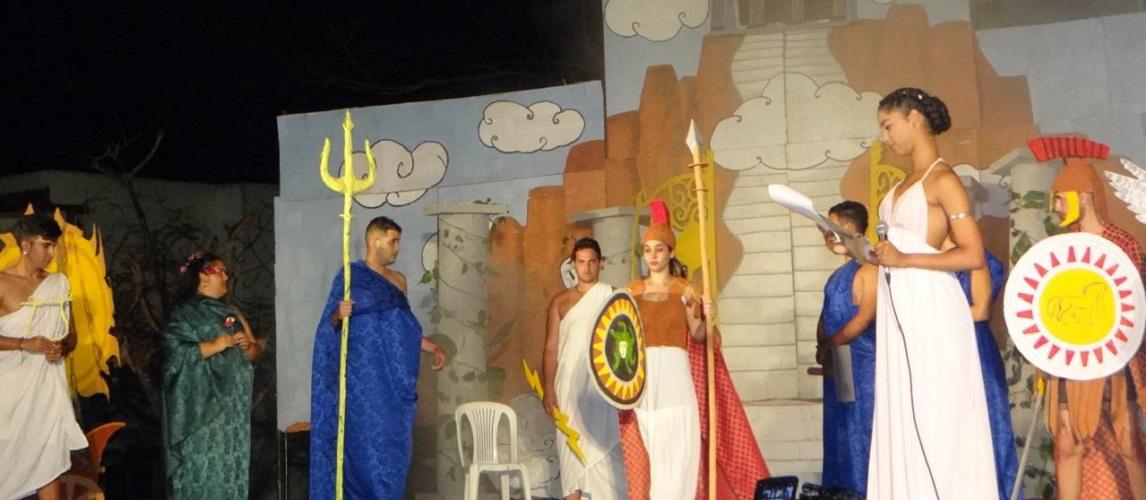 Celebra la Facultad 2 su festival de música y danza.