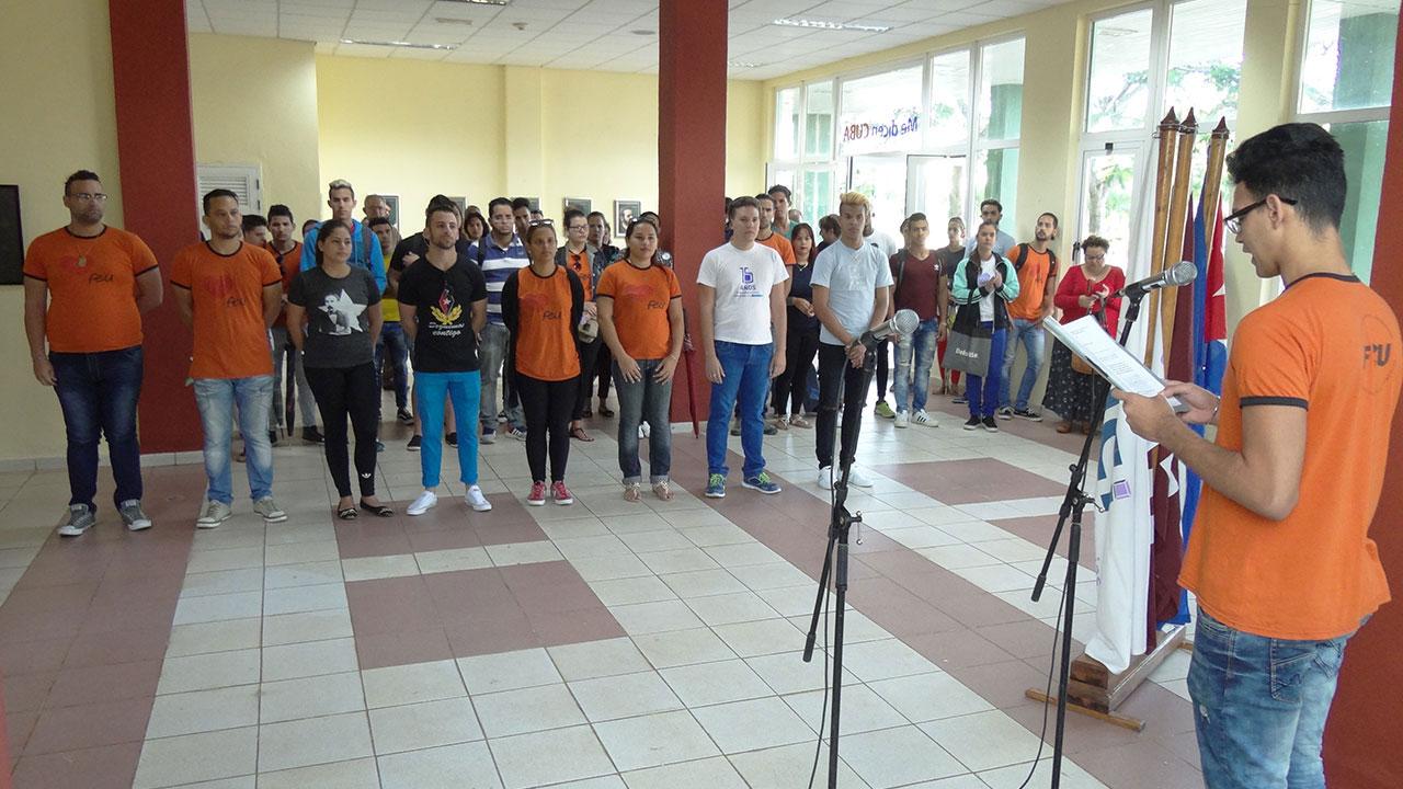 La conmemoración por el 13 de Marzo tuvo lugar en el Salón Me Dicen Cuba