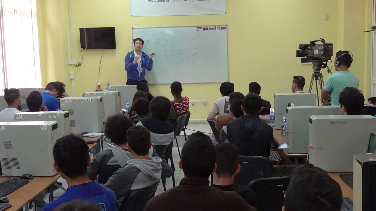Analysis of solutions in ACM-ICPC Caribbean Programming Camp