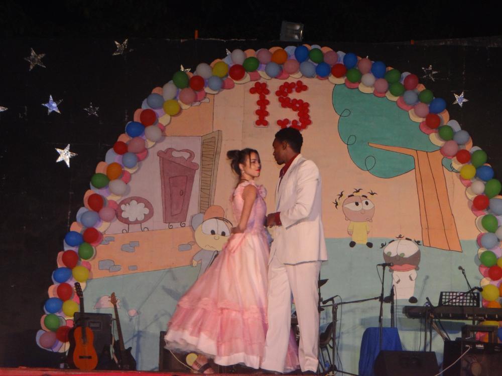 La comunidad universitaria disfrutó del colorido Festival de Artistas Aficionados de la Citec