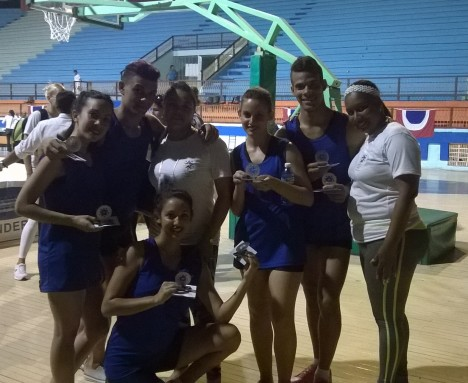 La gimnasia aeróbica deportiva de nuestra casa de altos estudios obtuvo dos medallas de plata en la decimotercera edición de la Universiada Nacional
