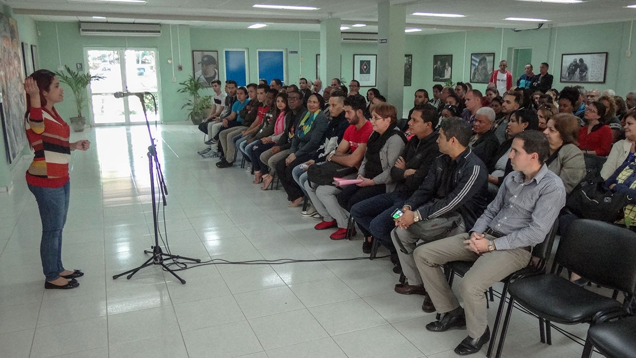 """Inicio de la Jornada """"Fidel Maestro, Martí Maestro"""""""