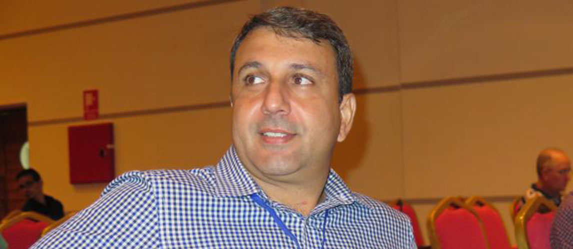 Walter Baluja García, rector de la UCI.