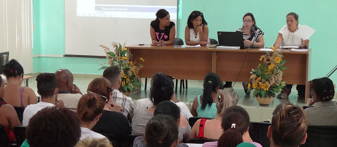 Job placement Assembly of School 4