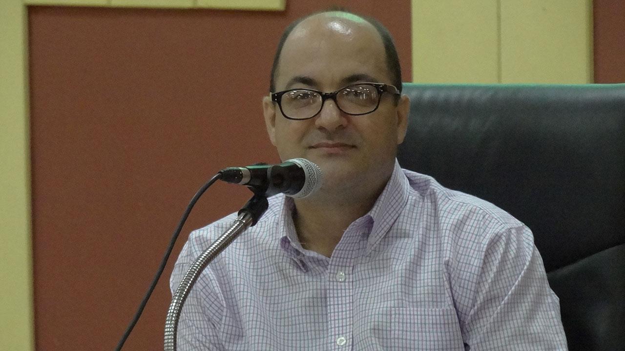 Ernesto Limia Díaz, autor de Cuba: ¿fin de la Historia?