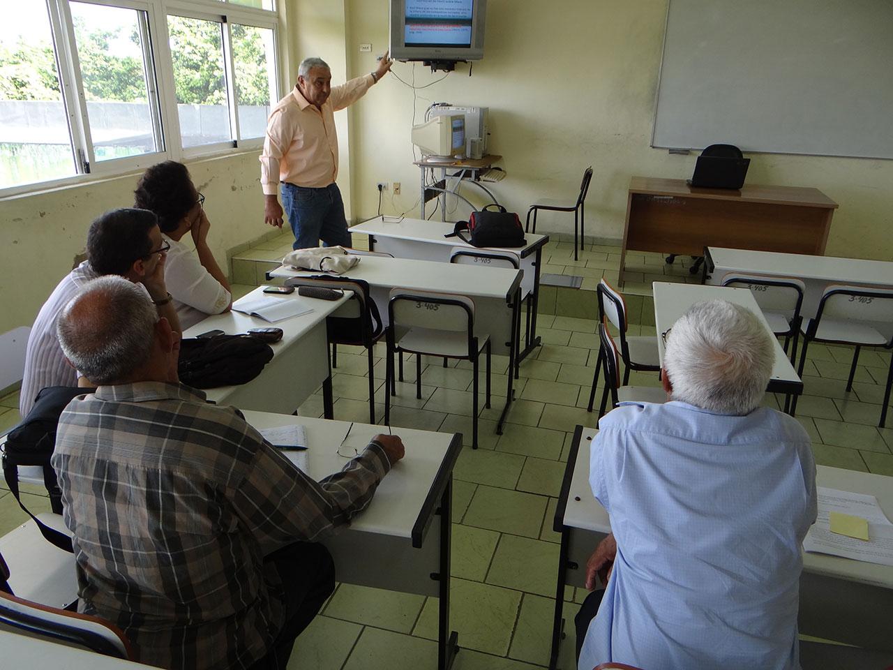Las comisiones analizaron cada uno de los temas previstos en el X Seminario Científico Metodológico de Estudios Marxistas