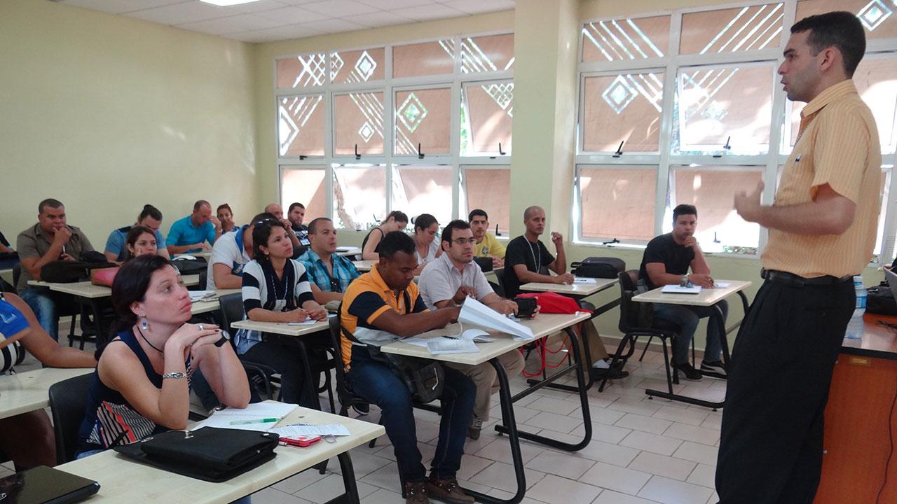 """La Universidad de las Ciencias Informáticas (UCI) y la Unión de Periodistas de Cuba (UPEC) convocan a la Primera Jornada """"Red Cuba 2017″ que comienza hoy y culmina el sábado 29 de abril."""