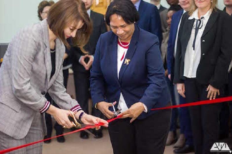 Ceremonia de inauguración del Centro Ruso-Cubano de I+D en Tecnologías Informáticas y Tecnologías Informáticas Avanzadas