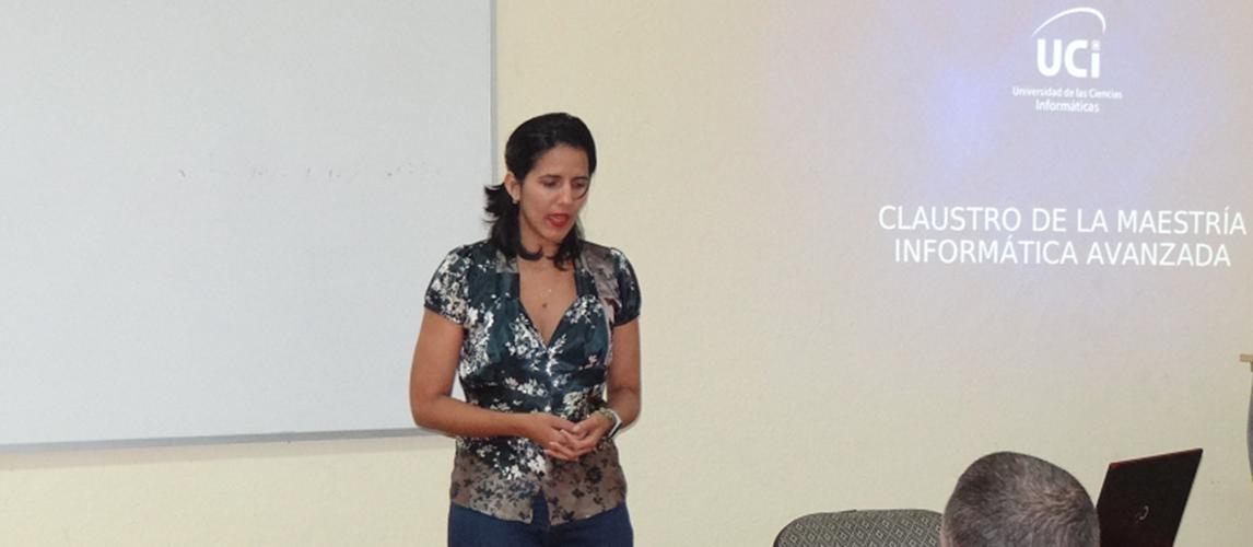 La Dra.C. Roxana Cañizares González, resaltó la importancia de este claustro en aras de consolidar los logros alcanzados con este programa de formación.