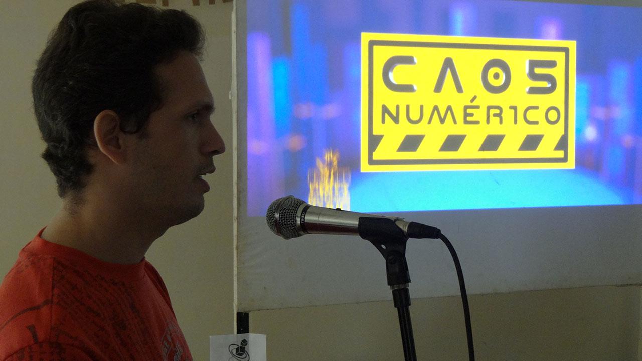 En la Feria de productos los presentes conocieron el ABC de las dos novedades de productos del Centro, los videojuegos Villa Tesoro y Caos numérico, este último orientado al cálculo básico.