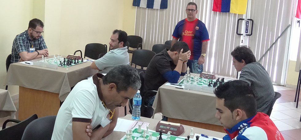 Continue its action the University Chess Tournament