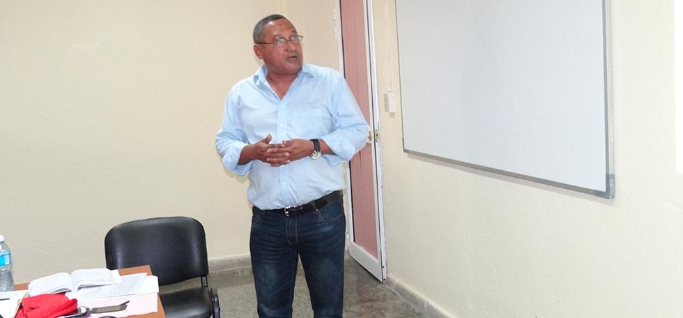 Concluyeron talleres de evaluación institucional