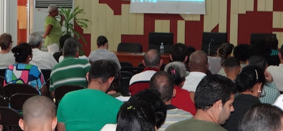 Continúan talleres de calidad para la evaluación institucional