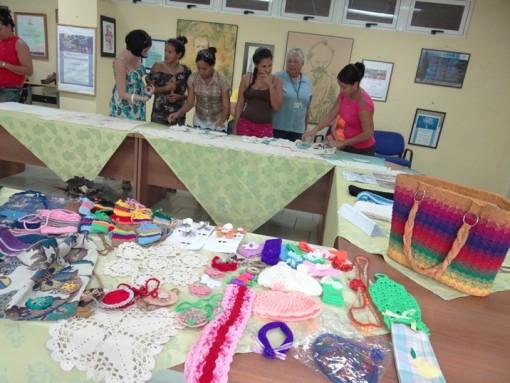Exposición del Encuentro de Mujeres Creadoras