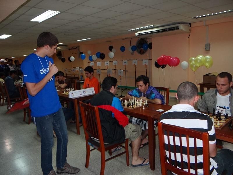 Torneo de ajedrez ACPCHESS como actividad colateral de la Final Caribeña del ACM-ICPC.