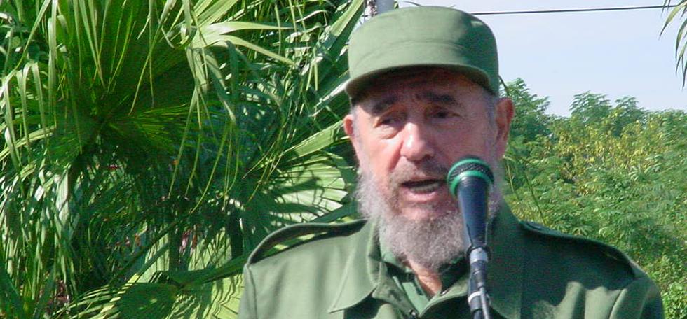Fidel en la memoria de la UCI