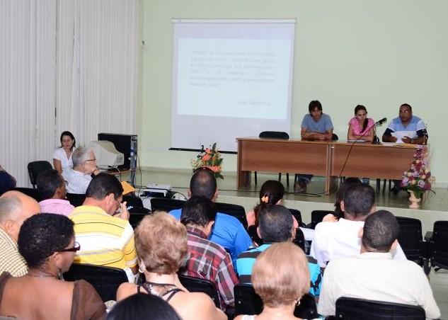 En el panel sobre medios de comunicación y redes sociales.