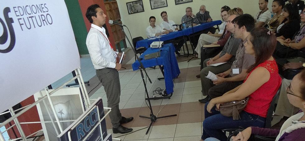 Presentan en UCIENCIA edición especial de la RCCI