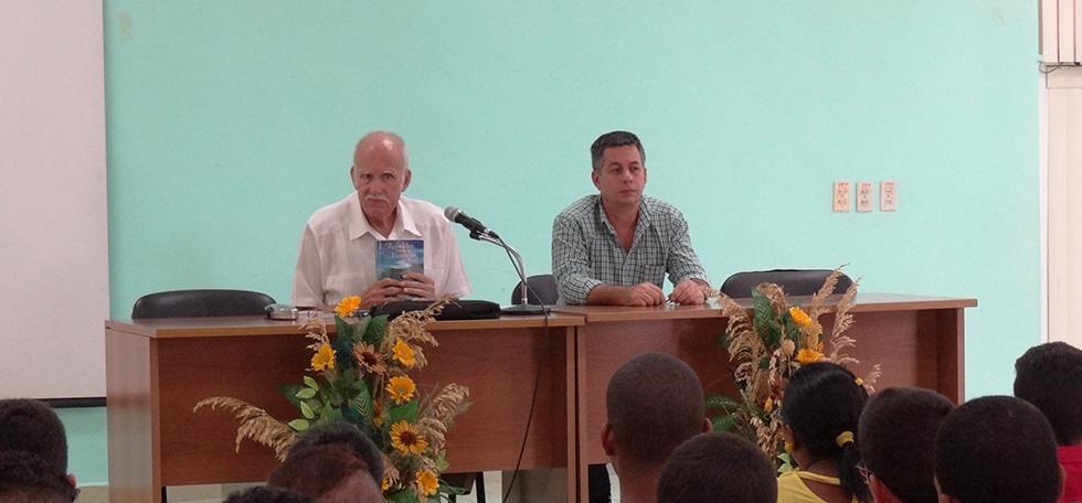 """Not losing history is a responsibility of revolutionaries,"" considered Fernando Vecino Alegret"