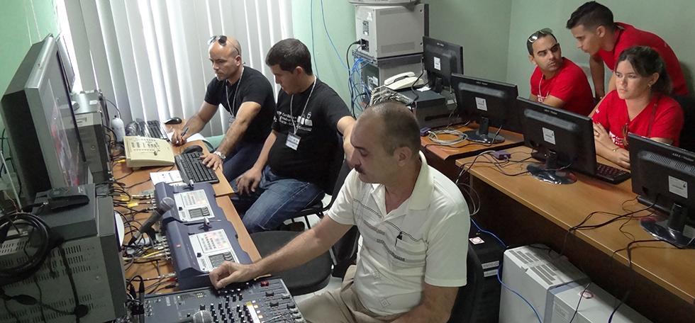 Transmisión EN VIVO de la Final Caribeña 2016 del ACM-ICPC