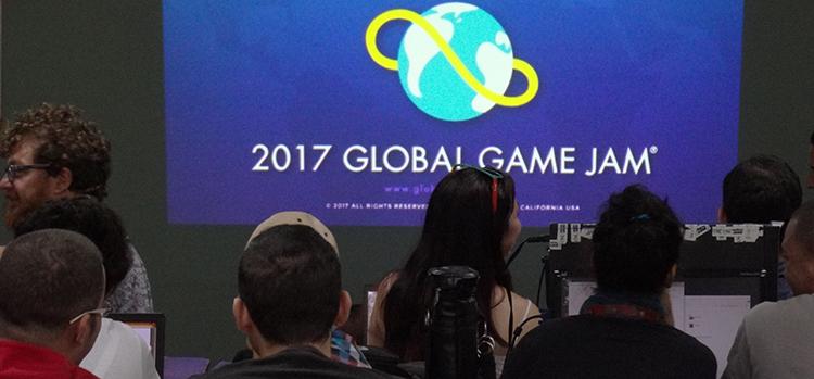 Olas, es el tema central del Global Game Jam