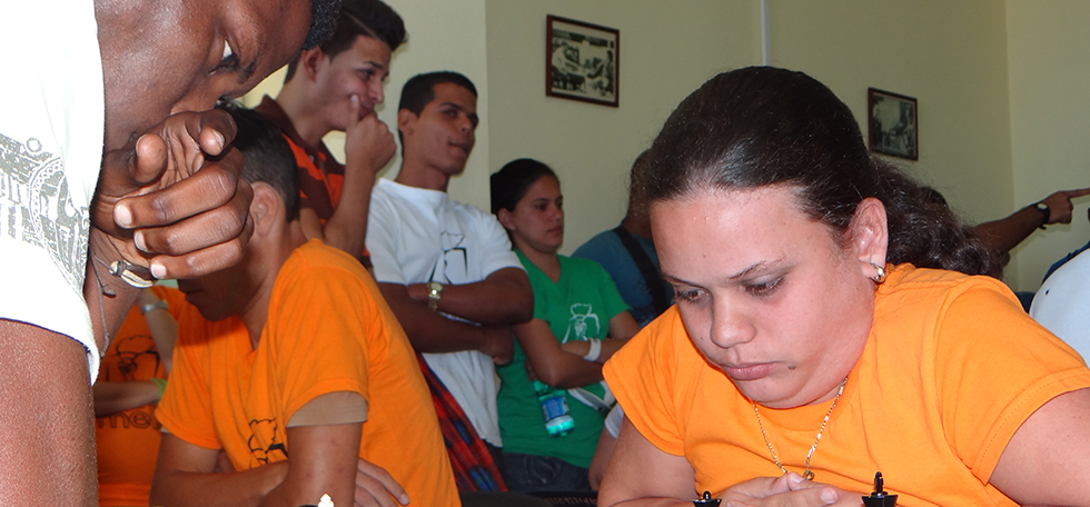 Yoana González reaffirms herself in the elite of Cuban chess