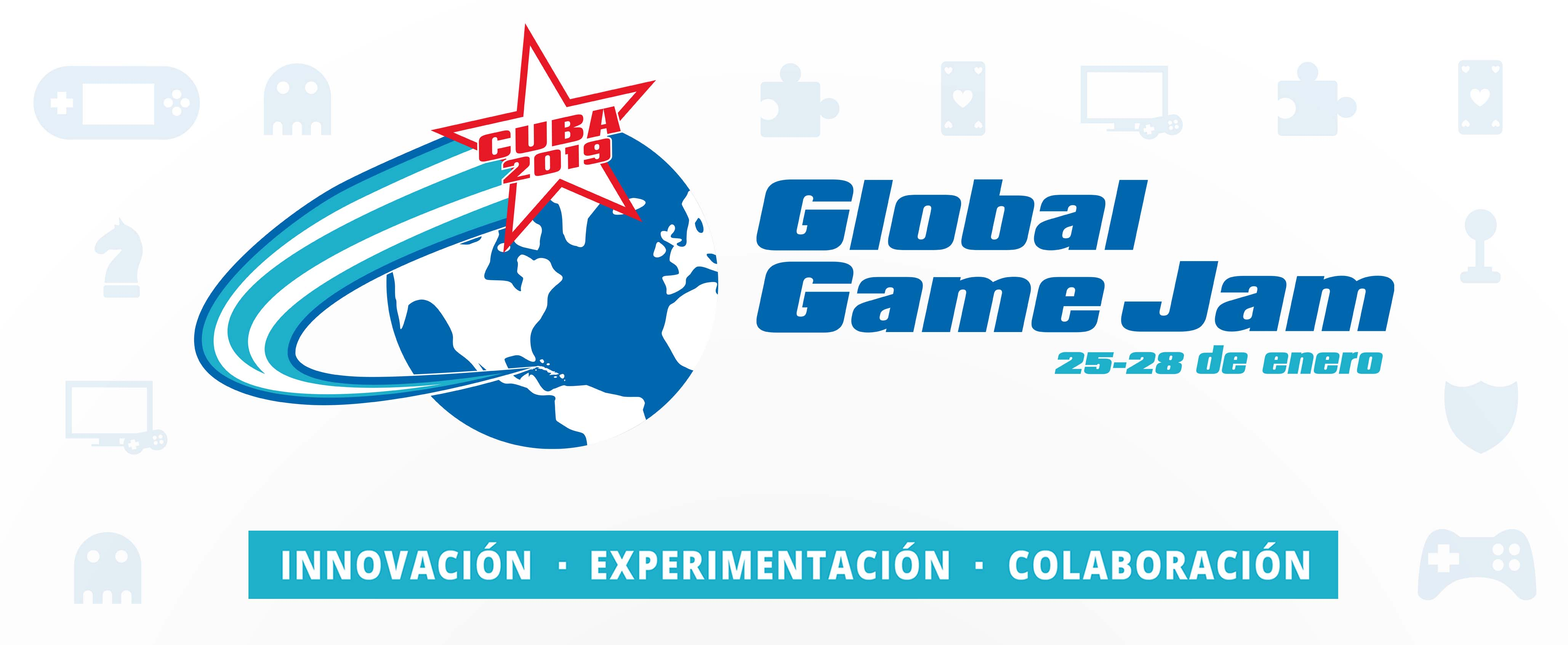 Create your game in 48h on the Global Game Jam 2019