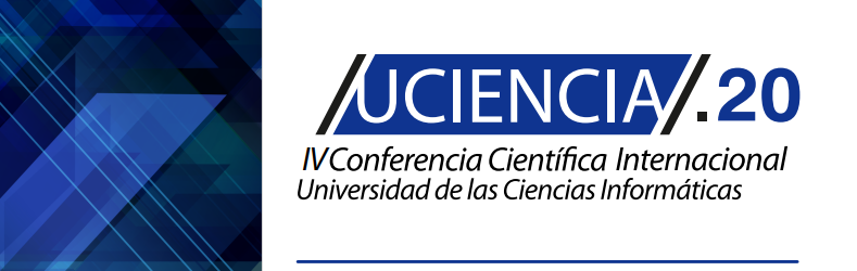 IV International Scientic Conference UCIENCIA 2020