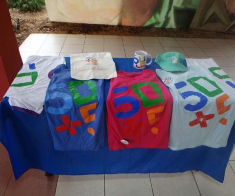 Campaña por el 55 Aniversario de la UJC