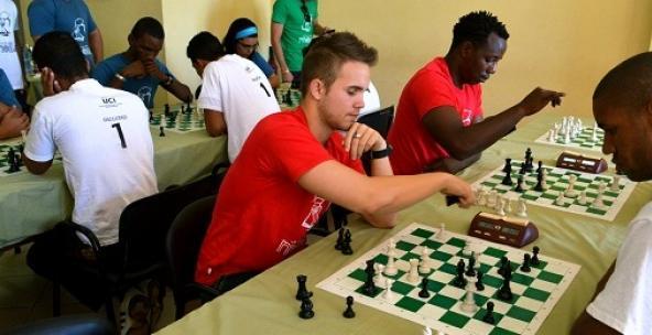 Deporte ajedrez en la Universidad de las Ciencias Informáticas UCI