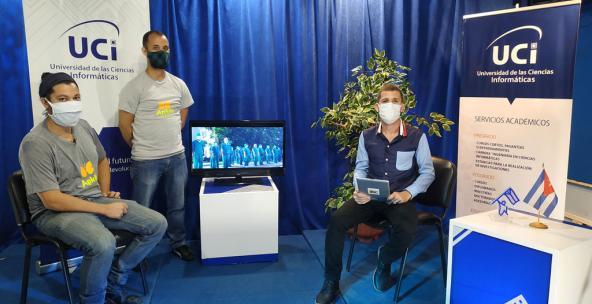 Radio y televisión. Comunicación en la Universidad de las Ciencias Informáticas UCI
