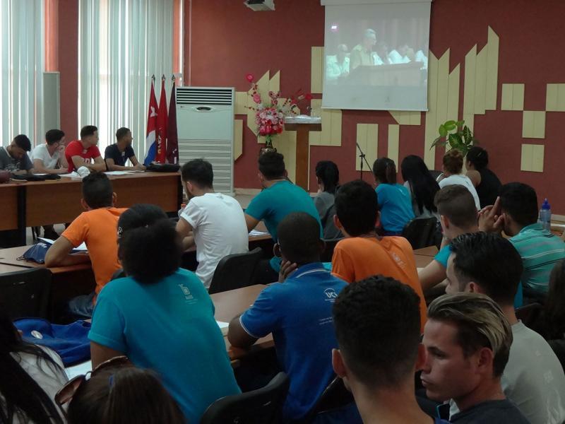 Congreso de la Facultad 4.