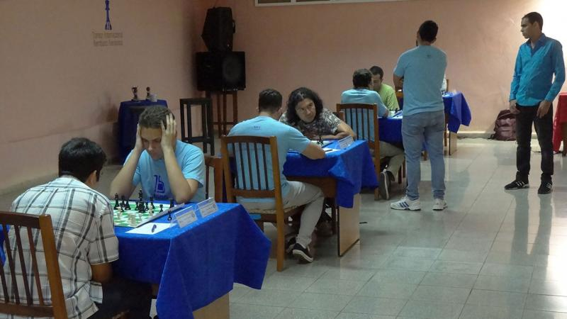 Torneo Universitario de Ajedrez Remberto Fernández