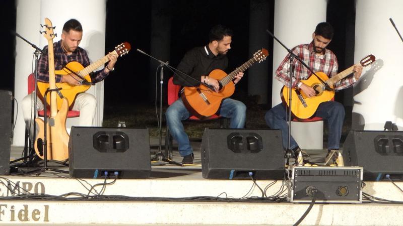 Festival de música de concierto de la UCI.