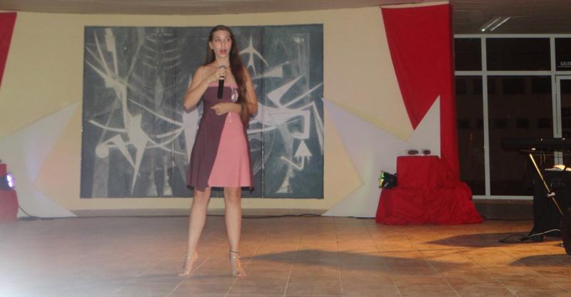 La Voz de Oro Femenina fue para Stephanie González González.