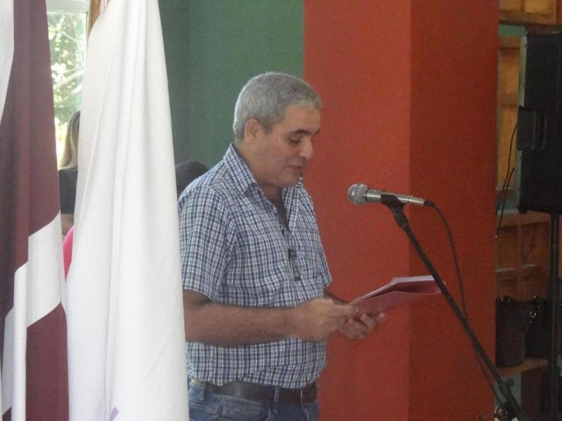 Subdirector del Cenid, Dr.C. Pedro Castro Álvarez, reconoce los éxitos y retos del centro.