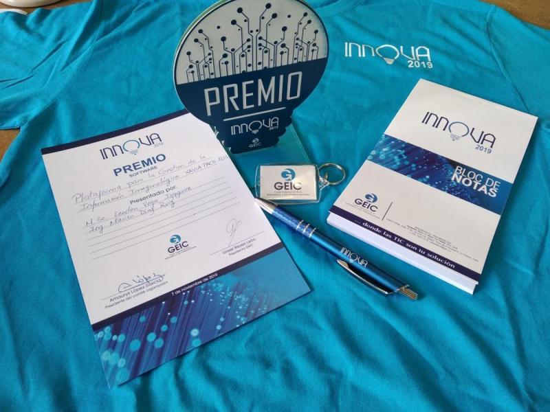 Los aportes de las investigaciones del Centro de Informática Médica de la UCI (Cesim) fueron reconocidos en el Concurso de Innovación para la Sociedad INNOVA 2019.