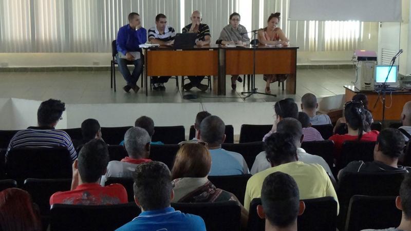 En el debate se reflejó que la Facultad 4 tiene los pies, las manos y la conciencia puestos sobre la proyección estratégica para 2018.