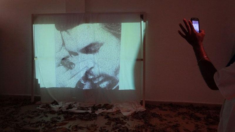 Video arte del Comandante Ernesto Che Guevara.