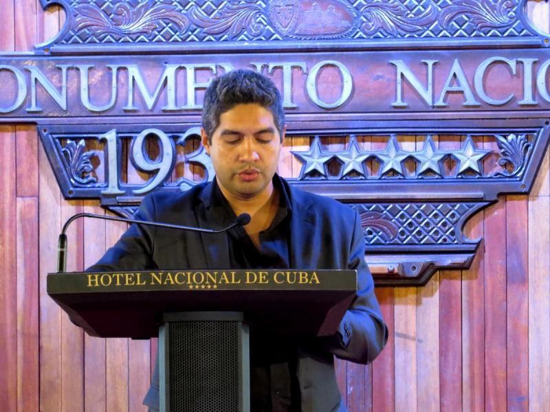 El Dr.C. Yanio Hernández Heredia, vicerrector de Producción de la UCI y copresidente del evento resaltó la calidad de la edición 24 del Congreso.