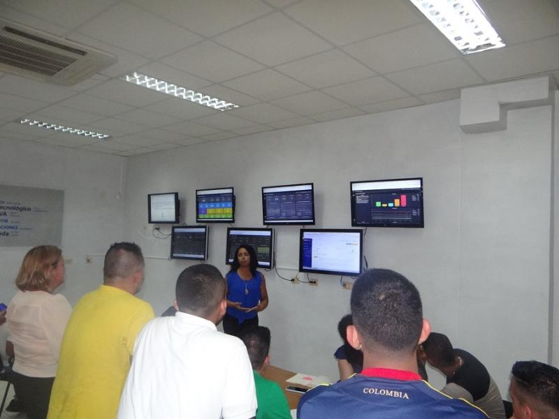 Visita al Monitor RedCuba.